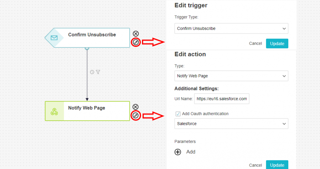 Salesforce - Unsubscribe Automation