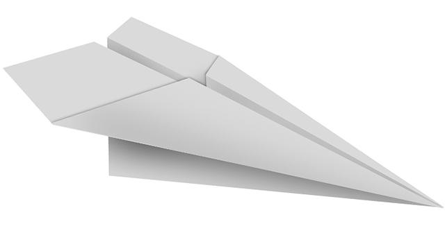 Autopilot - paper Plane